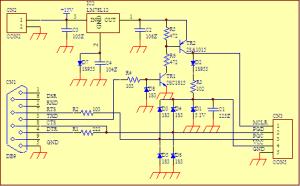 simple serial programmer
