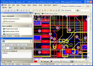 Altium Designer PCB