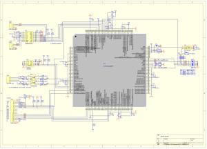 SH7085 Schematic