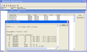 GNU-Archive Editor