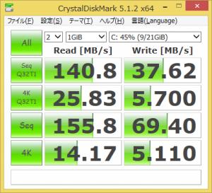 Acer Aspire ES1-111M-F12N C Drive