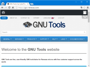 GNU Tools | by CyberThor Studios, Ltd.